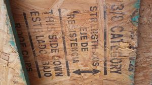 OSB plywood 4'×8' for Sale in Peoria, AZ