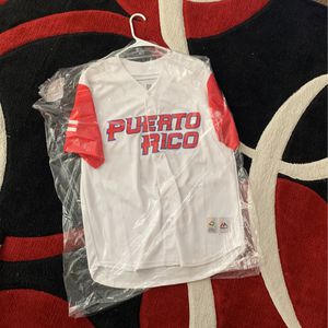 Puerto Rico Baseball Jersey for Sale in Tampa, FL
