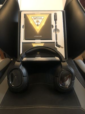 Turtle Beach Stealth 500p headset for Sale in Ponca City, OK