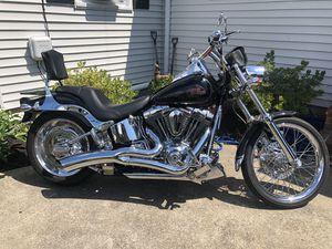 Harley Davidson Softail Custom for Sale in Pelham, NH