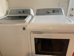 GE Washer and Dryer for Sale in Nashville, TN