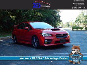 2015 Subaru WRX STI for Sale in Raleigh, NC