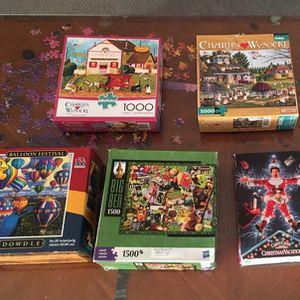 Puzzle Lot for Sale in Albuquerque, NM