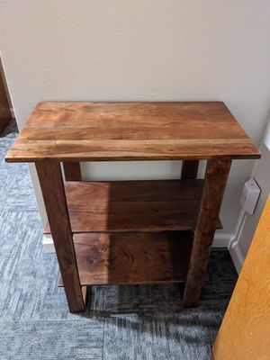 Acacia wood table for Sale in Everett, WA
