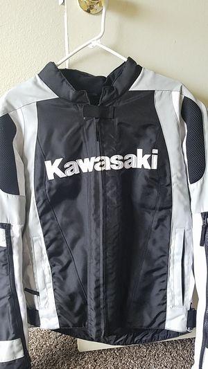 Kawasaki Motorcycle Jacket for Sale in Colorado Springs, CO