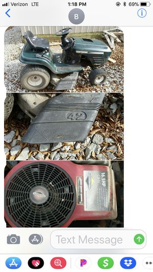 Riding mower for Sale in Bellefontaine, OH