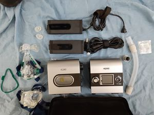 S9 AUTOSET CPAP MACHINE WITH H5i for Sale in Eugene, OR