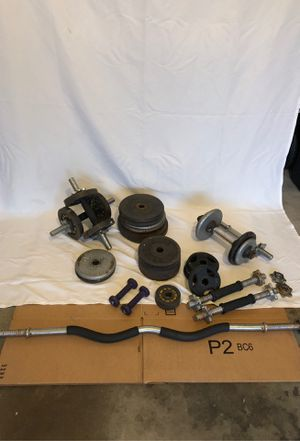 Misc free weights for Sale in Laguna Niguel, CA