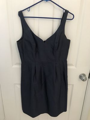 J Crew- Size 10 Navy Blue Dress for Sale in Falls Church, VA