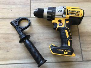 Dewalt 20v XR Brushless Hammer Drill (Tool Only) DCD996 for Sale in Framingham, MA