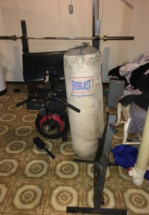 Workout equipment for Sale in Madison Heights, MI