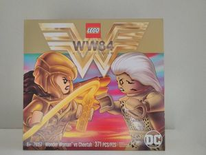 Lego DC 76157 WW84 Wonder Woman vs Cheetah Set Brand NEW - In Hand for Sale in Federal Way, WA