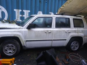 2010 jeep patriot part out for Sale in Granite Falls, WA