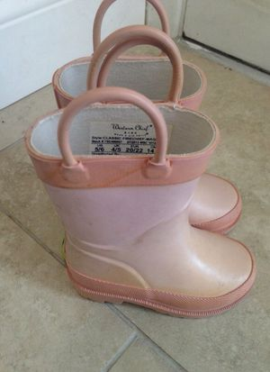 Kids Western Chief rain boots size 5/6 for Sale in Largo, FL