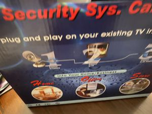 Color security camera for Sale in Vancouver, WA