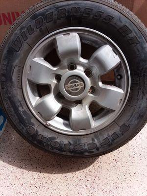2000 Nissan Frontier OEM wheels (4) for Sale in Tempe, AZ