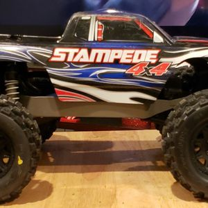 Traxxas Stampede 4x4 Vxl Rtr for Sale in Gresham, OR