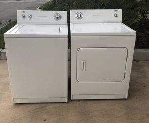 Washer and Dryer Lavadora y Secadora Nice Conditions for Sale in Hialeah, FL