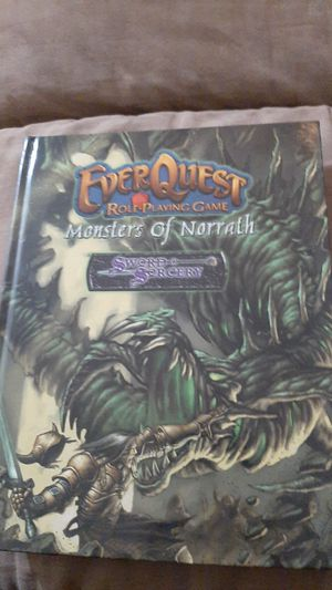 Everquest Monsters of Norrath Book for Sale in Pittsburg, CA
