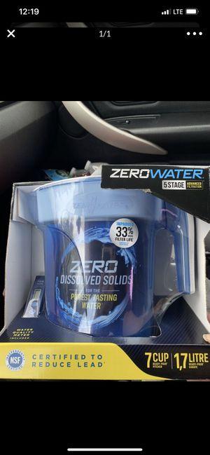 Zero water filter Brita for Sale in San Diego, CA