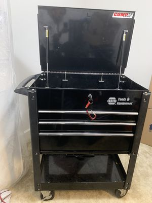 Toolbox storage Tool Cart Professional for Sale in Lincolnia, VA