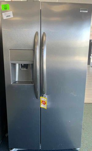 New Frigidaire counter depth refrigerator!! Fridge side by side! Comes with Warranty YX7 for Sale in Lakewood, CA