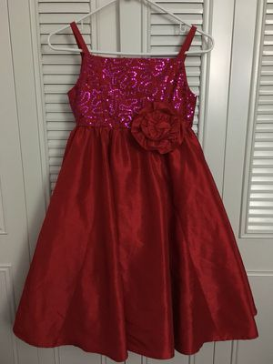 Girl's Size 10 Sequined Holiday/Party Dress for Sale in Westerville, OH