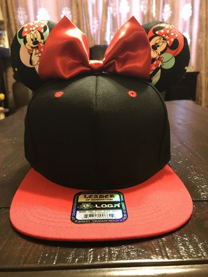 Minnie Mouse unisex snap back hat for Sale in Richmond, CA