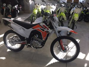 2020 Kayo T2 230 230cc 4 stroke electric start dirt bike will trade for Sale in Westford, MA
