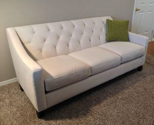 Macy's Sofa & Loveseat (Can Deliver) READ POST & ITS AVAILABLE for Sale in Silver Spring, MD