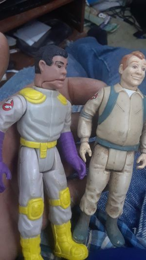 1984 in 1987 Ghostbuster action figures for Sale in Arizona City, AZ