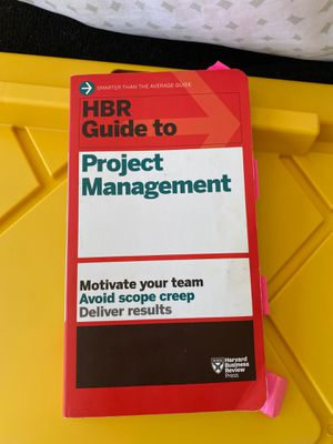 Project management book for Sale in Murrieta, CA