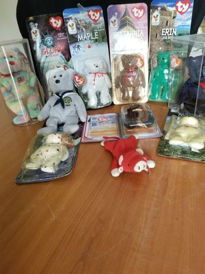 Beanie babie collection for Sale in Atlanta, GA