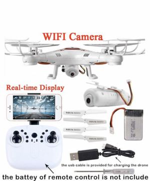 2019 New Wifi FPV Quadcopter Drone **3 LEFT** ( $40 EACH) for Sale in Norfolk, VA