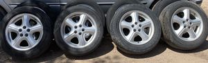 All 4 rims for a dodge stratus for Sale in Tucson, AZ