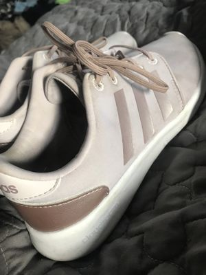 Adidas light pink women's size 8 sneaker. for Sale in Milford, MA