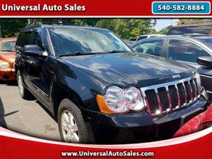 2010 Jeep Grand Cherokee for Sale in Spotsylvania Courthouse, VA