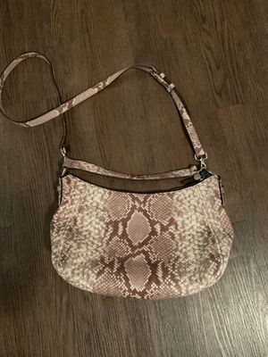 Michael Kors Python Purse for Sale in Washington, DC