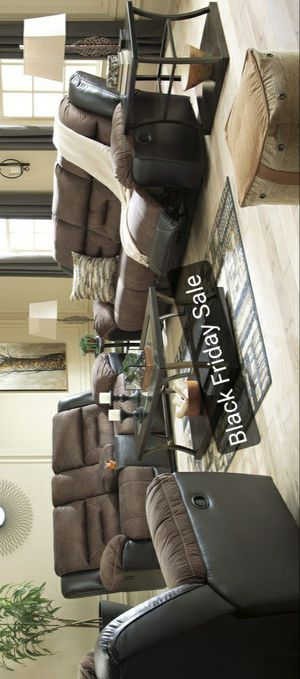 🔥Same Day DeliverySPECIAL] Earhart Chestnut Reclining Living Room Set byAshley for Sale in Baltimore, MD