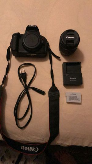 Canon t5i for Sale in Beverly Hills, CA