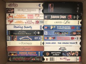 Miscellaneous VHS for Sale in Commerce, CA