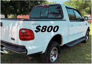 Owner 2OO2 Ford F-150*** for Sale in Little Rock, AR