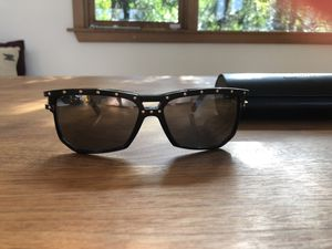 Cazaal sunglasses men's black and gold for Sale in Los Angeles, CA