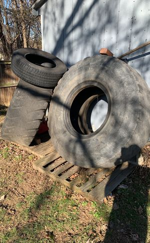 Exercise tires need gone for Sale in Fort Washington, MD