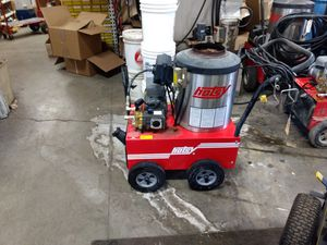 Great selection of new and used pressure washers for Sale in Pittsburgh, PA