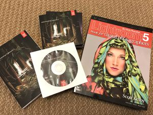 Adobe Lightroom 5 Software - NEW Condition (Never Used) for Sale in Scottsdale, AZ