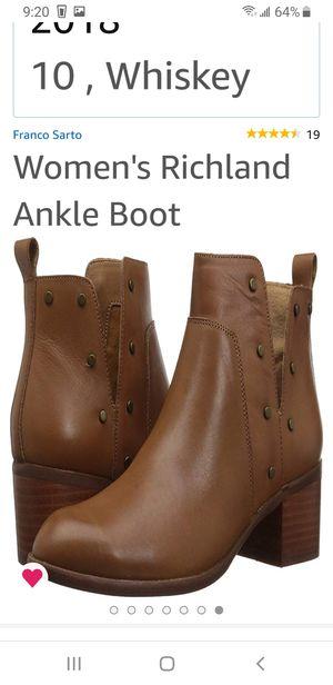 Franco Sarto women's ankle boot for Sale in Atlanta, GA