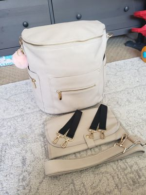 Stylish backpack/diaper bag **FIRM ON PRICE** for Sale in Long Beach, CA