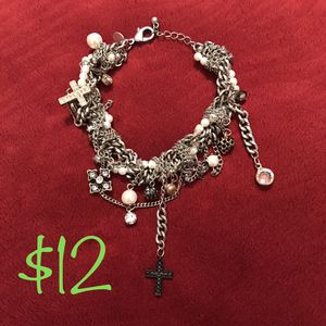 Express charm bracelet for Sale in Dallas, TX