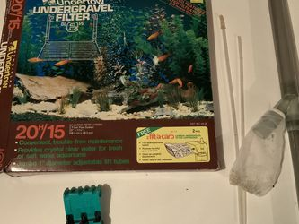 Aquarium Accessories (Filter, Power Head, Pump, Heater, Etc.) for Sale in Flat Rock,  MI